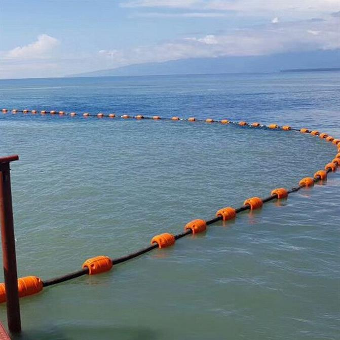 青岛抬缆管管道浮体厂