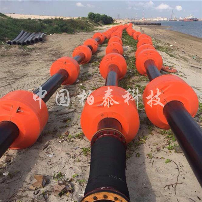 郑州挖泥船管道浮体厂