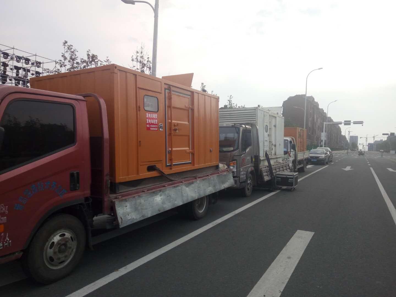 菏泽发电机租赁