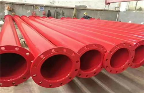 重庆环氧涂塑复合钢管生产价格