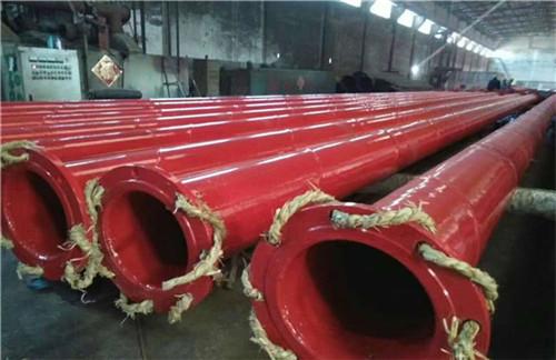 石家庄环氧涂塑复合钢管现货价格