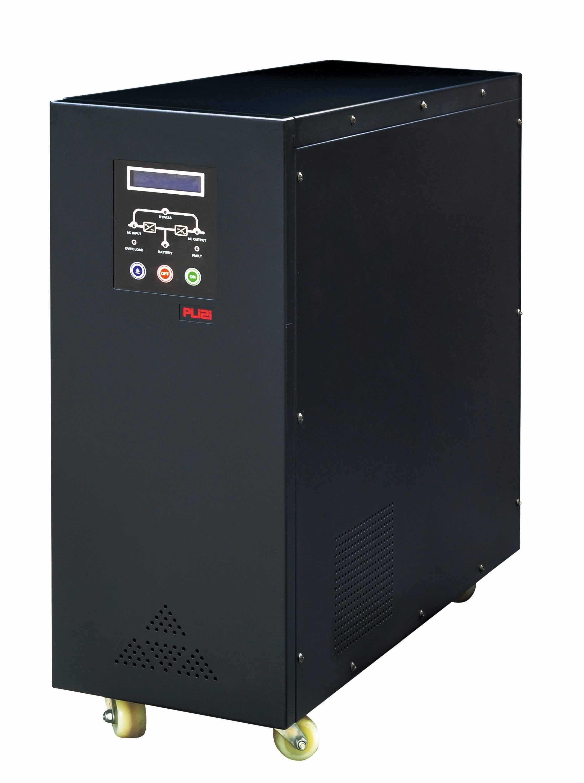 美国山特 工频UPS不间断电源  延时方案