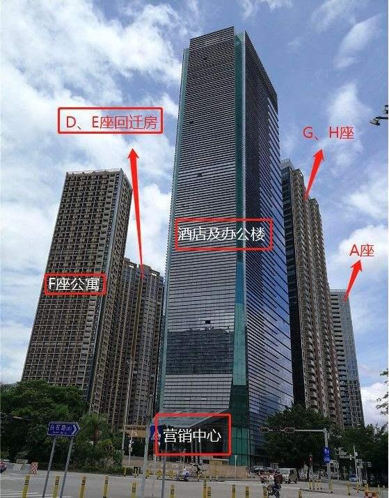 深圳阳光粤海大厦办公室火热招商中