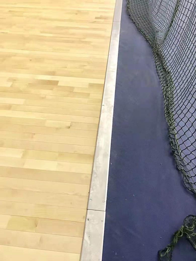 昌都硬木企口体育馆木地板批发