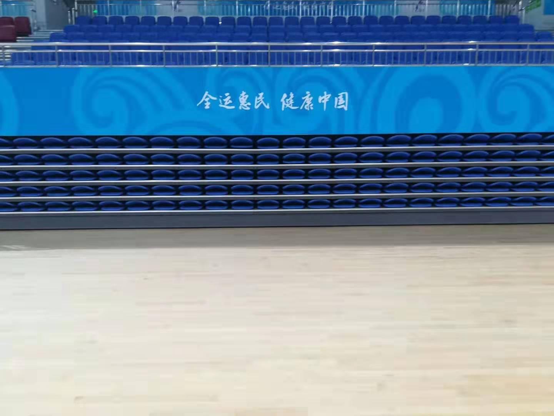 滨州硬木企口体育馆木地板制作