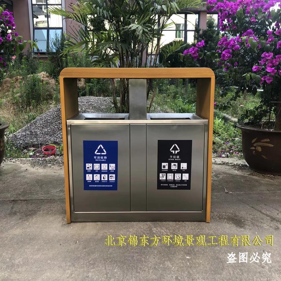 240L塑料垃圾桶生产