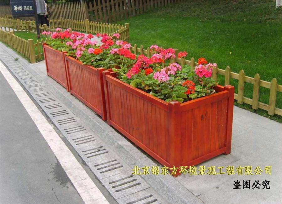 北京实木花箱规格