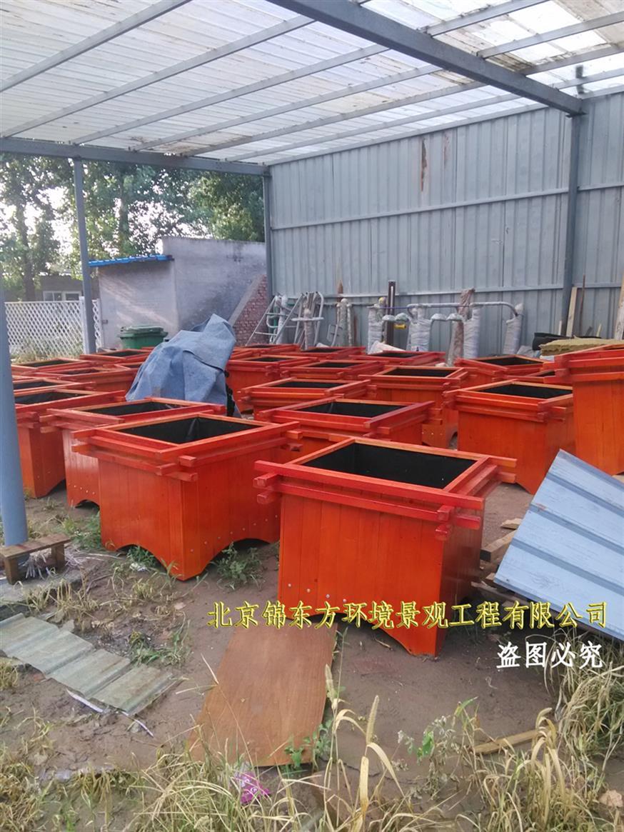 北京铝合金花箱定制