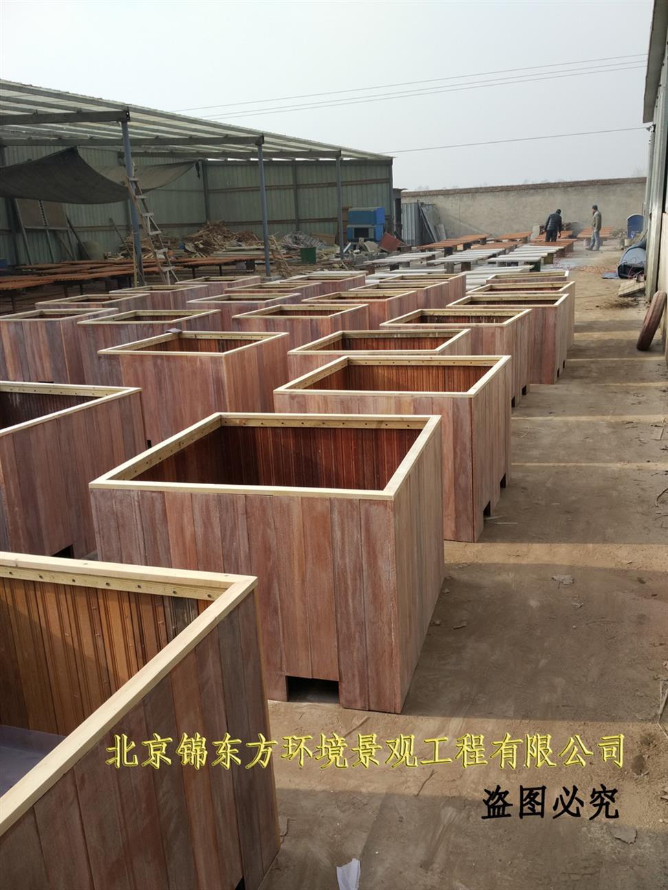 防腐防水花箱