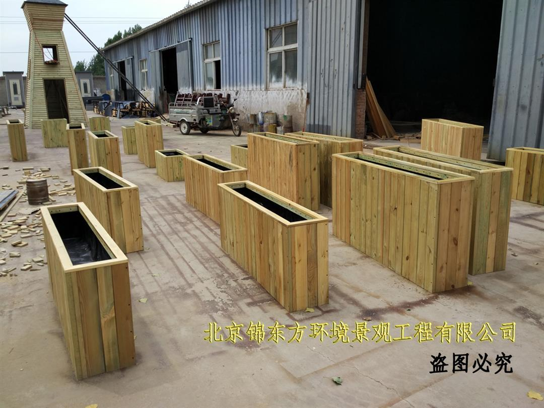 PVC花箱加工