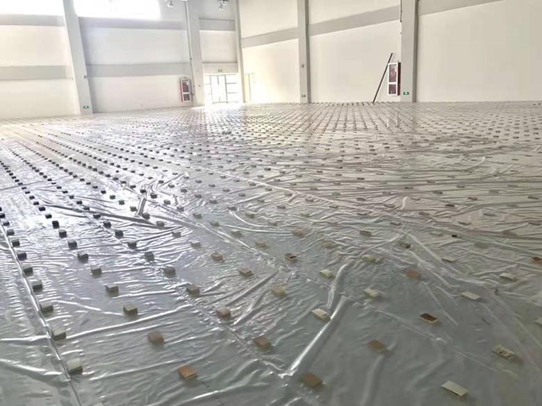 珠海体育馆木地板