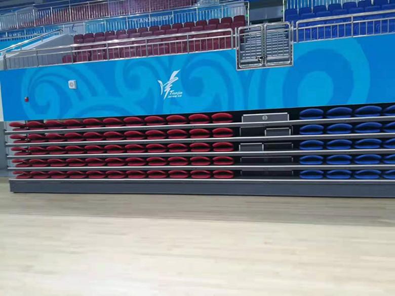 淮安体育馆木地板