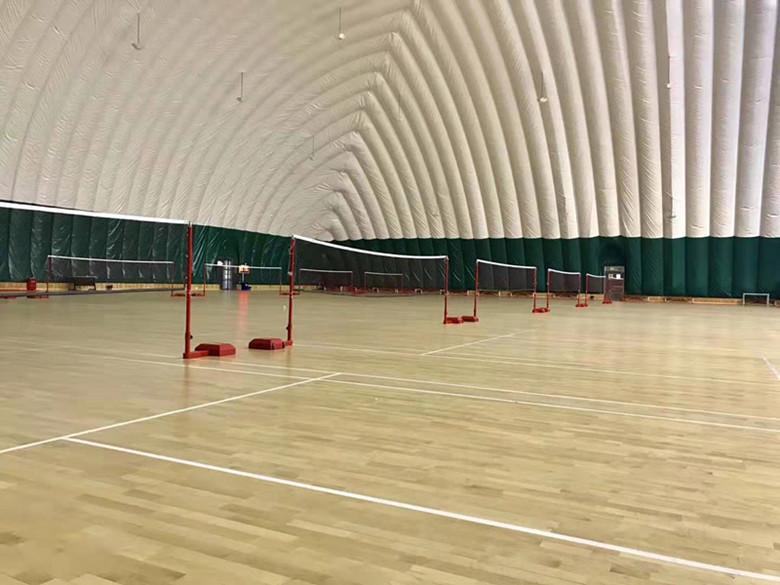 三亚体育馆木地板