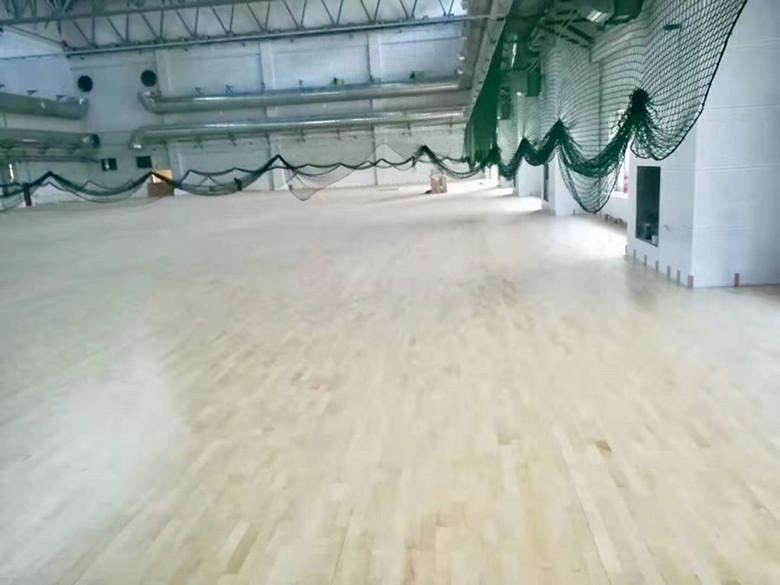 宜宾体育馆木地板