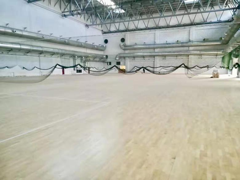 黄山体育馆木地板厂