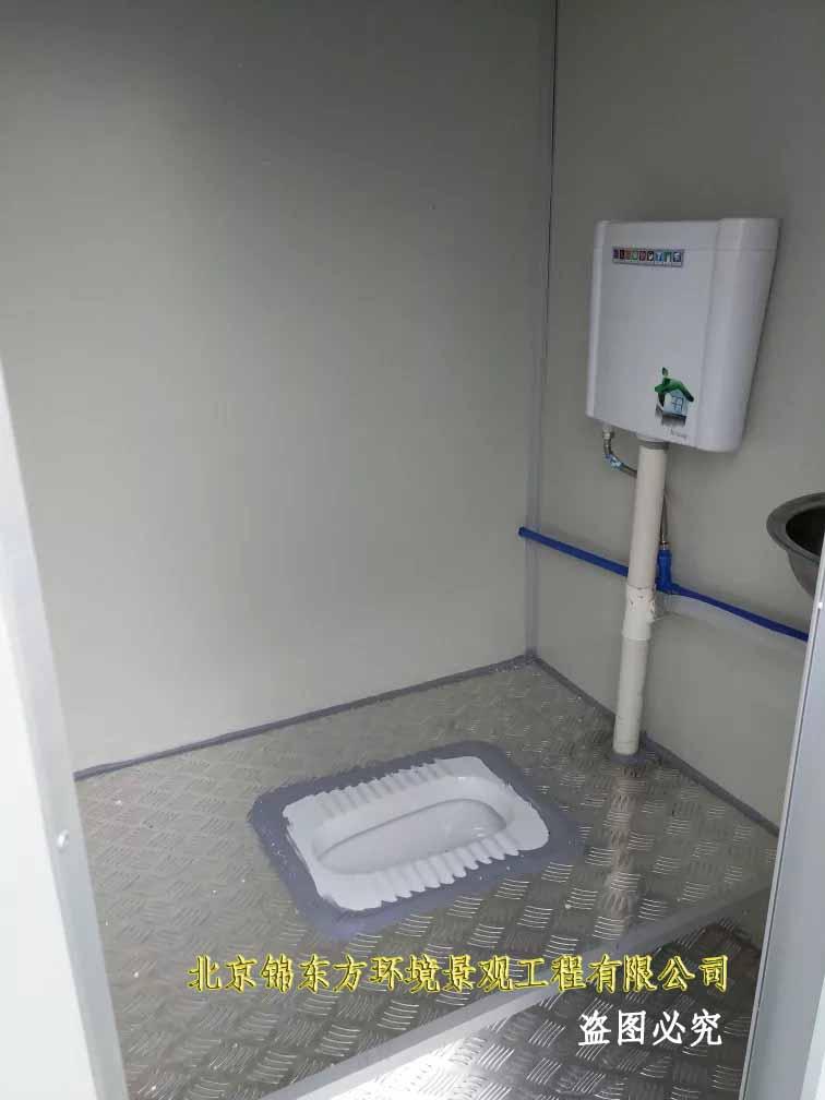 北京豪华移动厕所定做