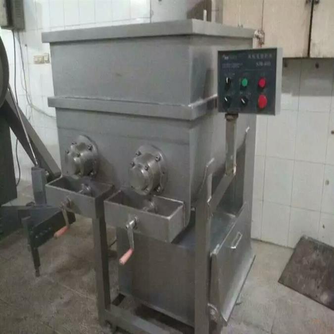 二手600公斤大小型拌馅机厂家直销