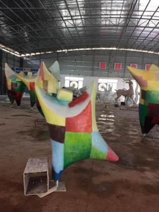 荆州广场雕塑