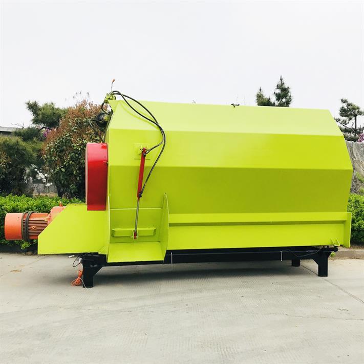 山西5立方青储饲料混合机TMR饲料搅拌机生产厂家