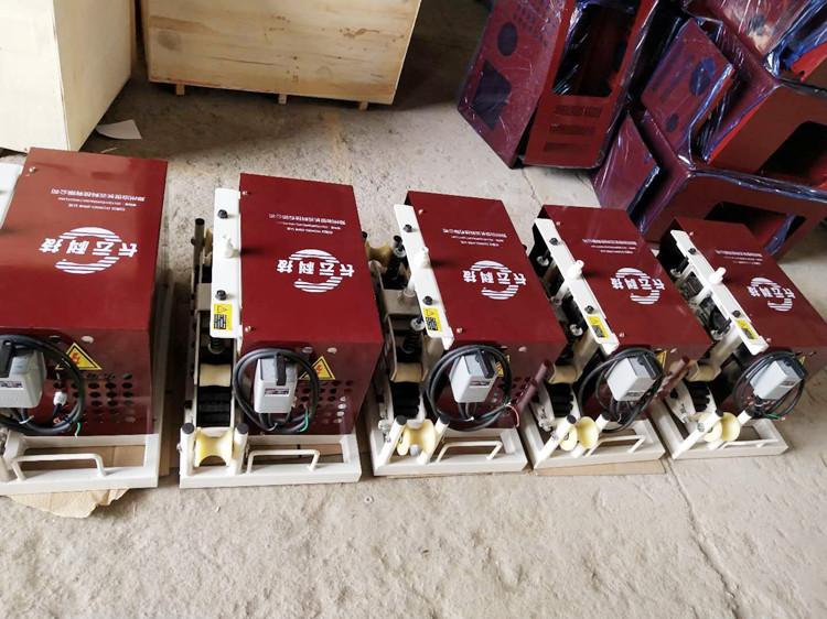 拉萨长云科技电缆输送机专业生产厂家