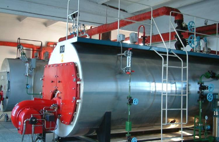 西安40万大卡燃油气导热油炉运行成本低