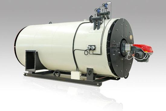 100万大卡燃气全自动控制导热油炉制作