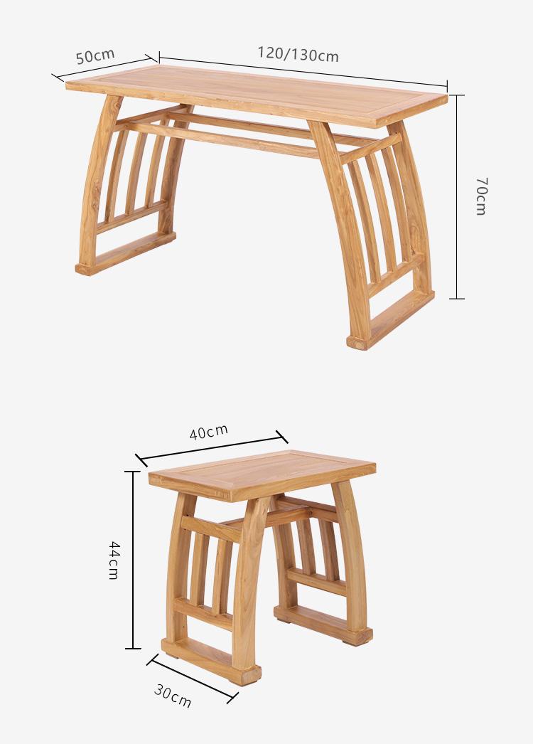 巴中幼儿园课桌生产