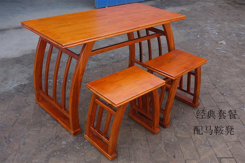 怒江幼儿园国学桌椅