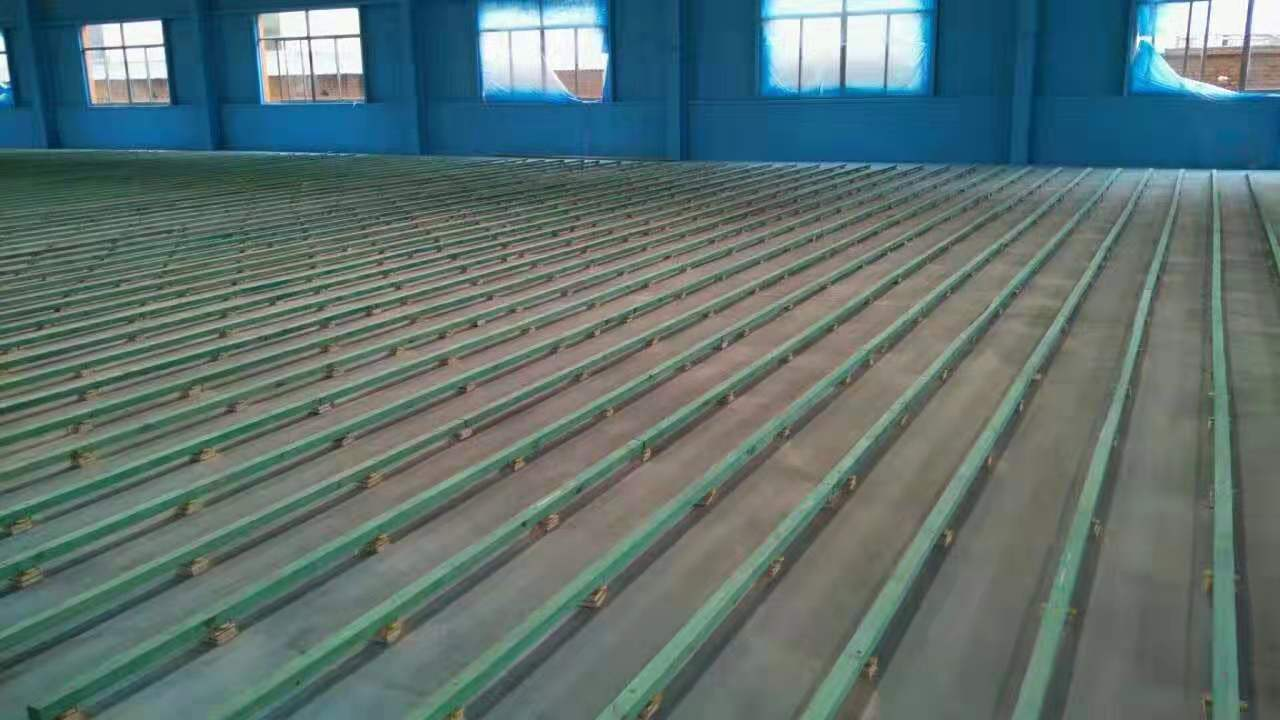 江西实木运动木地板厂