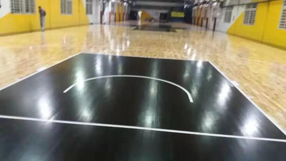 江门枫木运动木地板厂