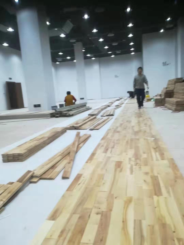 池州桦木运动木地板厂