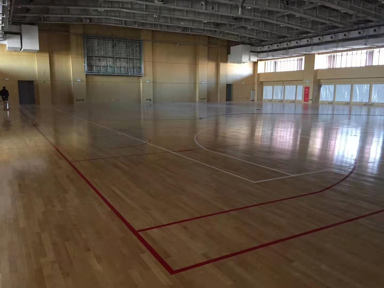 贺州桦木运动木地板厂