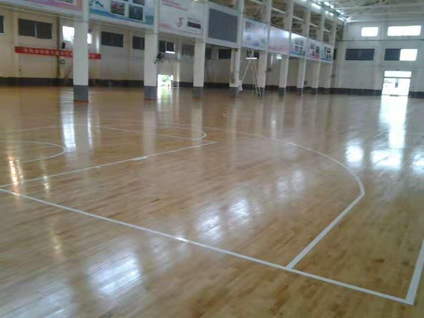 常州板式运动木地板厂