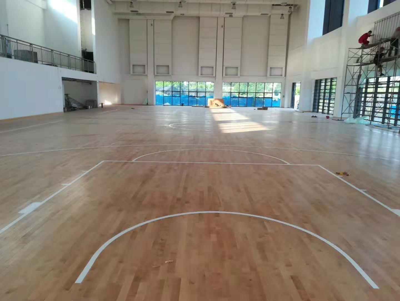 上海硬木运动木地板厂