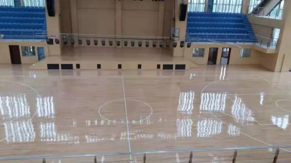 南京实木运动木地板厂