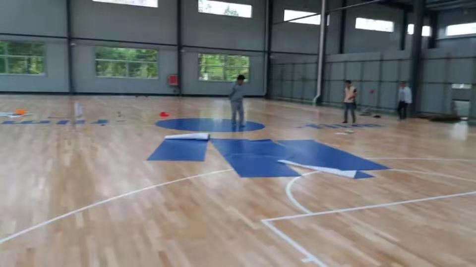 温州硬木运动木地板厂