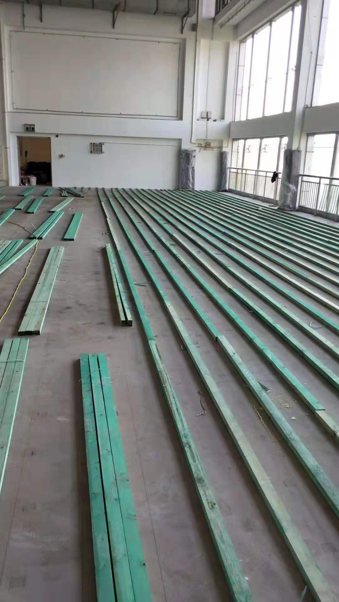 黄山枫木运动木地板厂