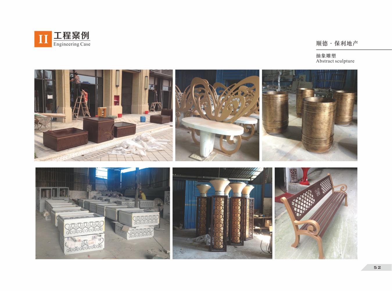 济宁抽象不锈钢雕塑厂