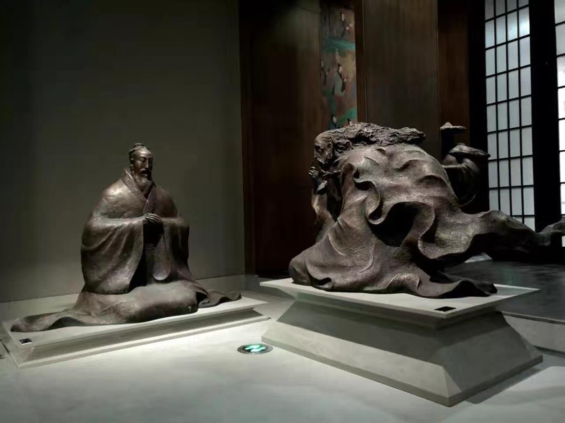 天津雕塑定做厂