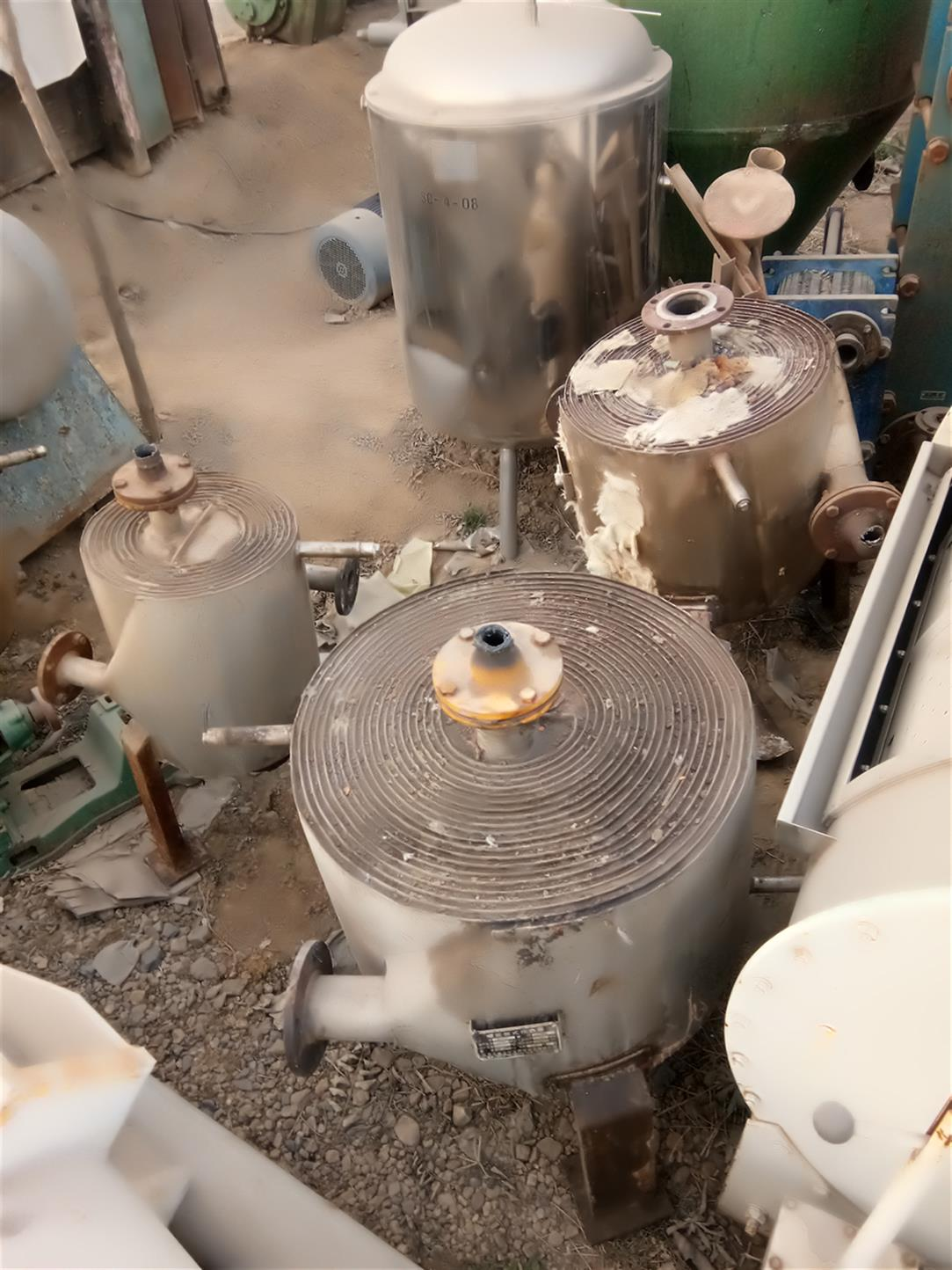 北京二手冷凝器加工