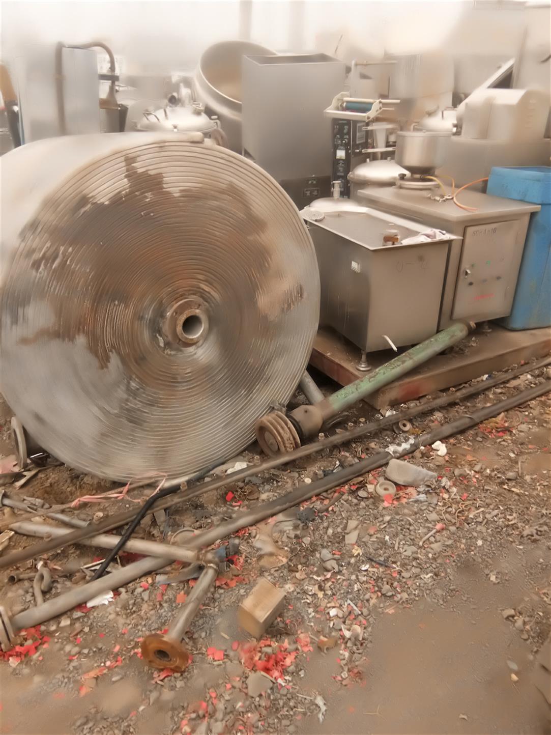 镇江二手冷凝器