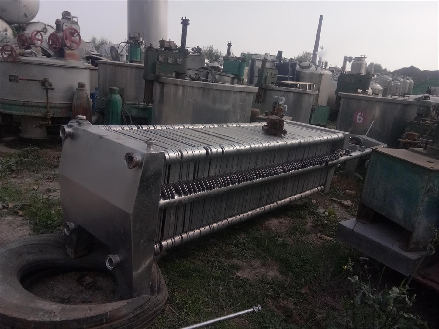 南京二手压滤机