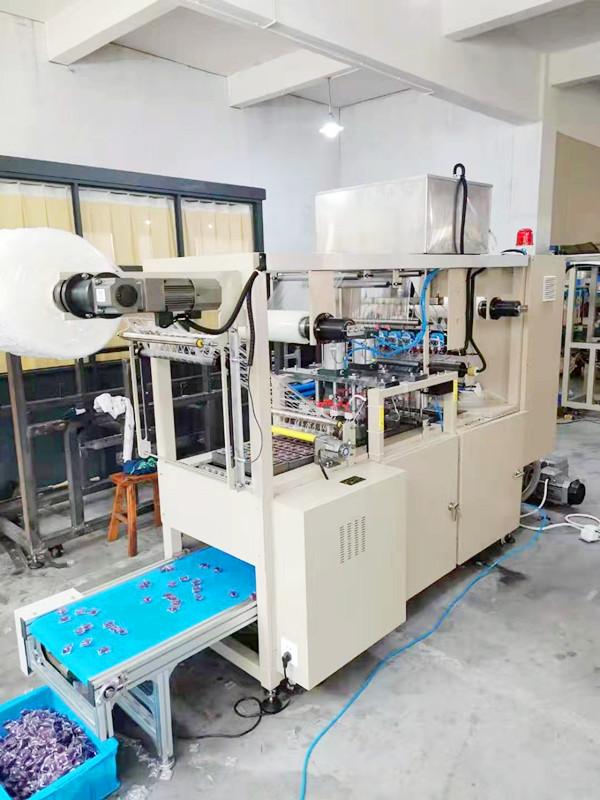 浙江宁波进口洗衣凝珠机器