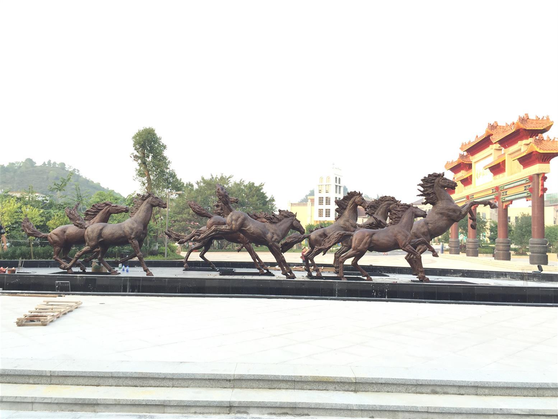新乡马雕塑厂