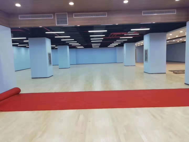 北海舞台木地板样品