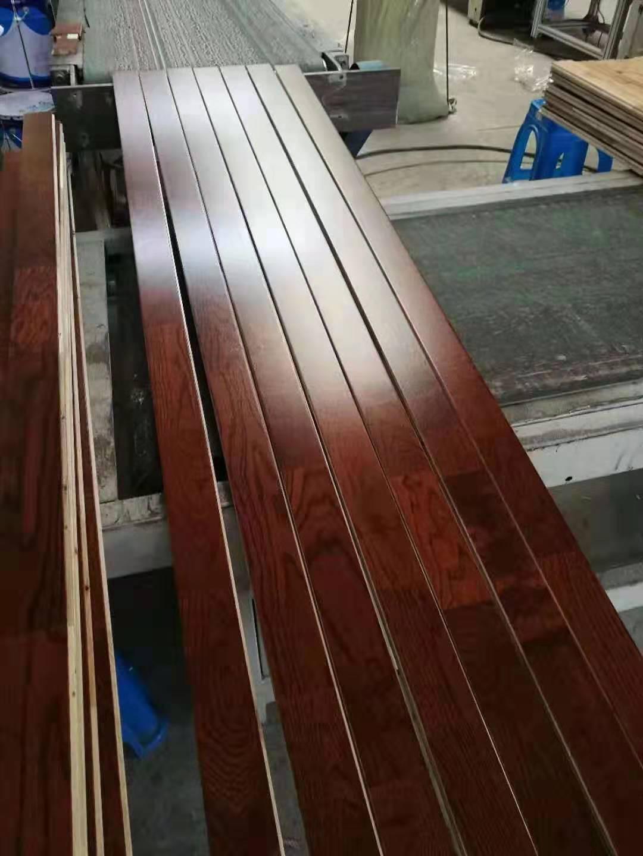 喀什学校橡胶木体育地板包安装