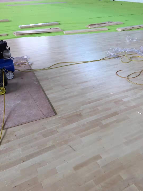 阿坝舞台木地板制作