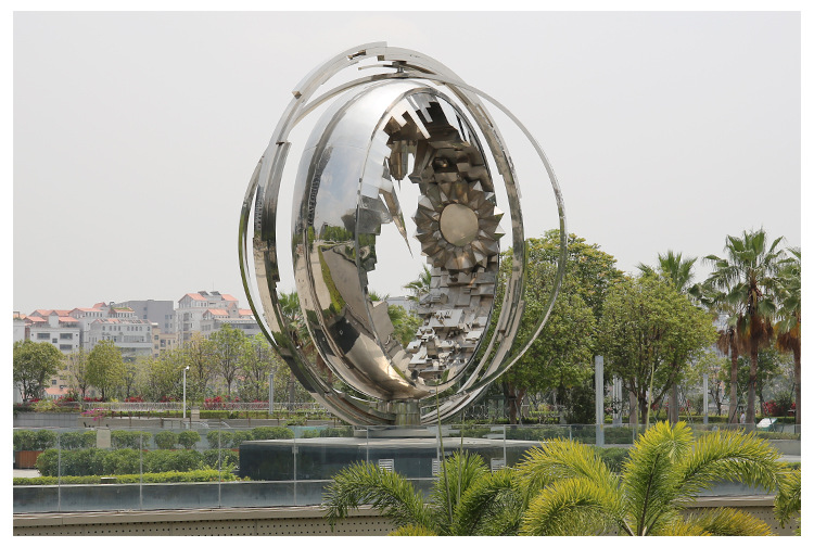 肇庆地产雕塑
