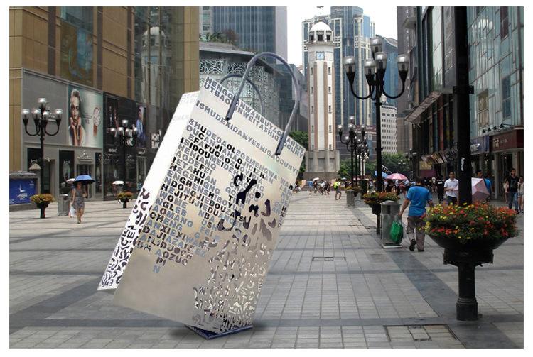 大连地产雕塑
