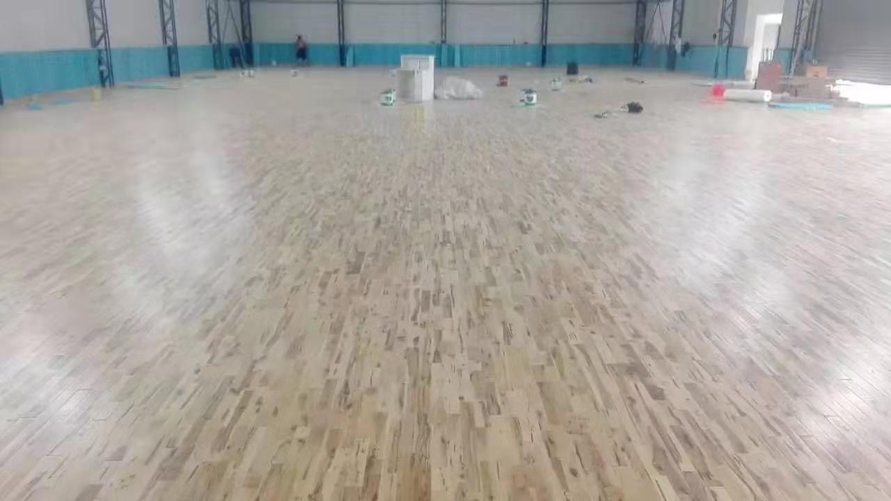 迪庆羽毛球馆运动木地板